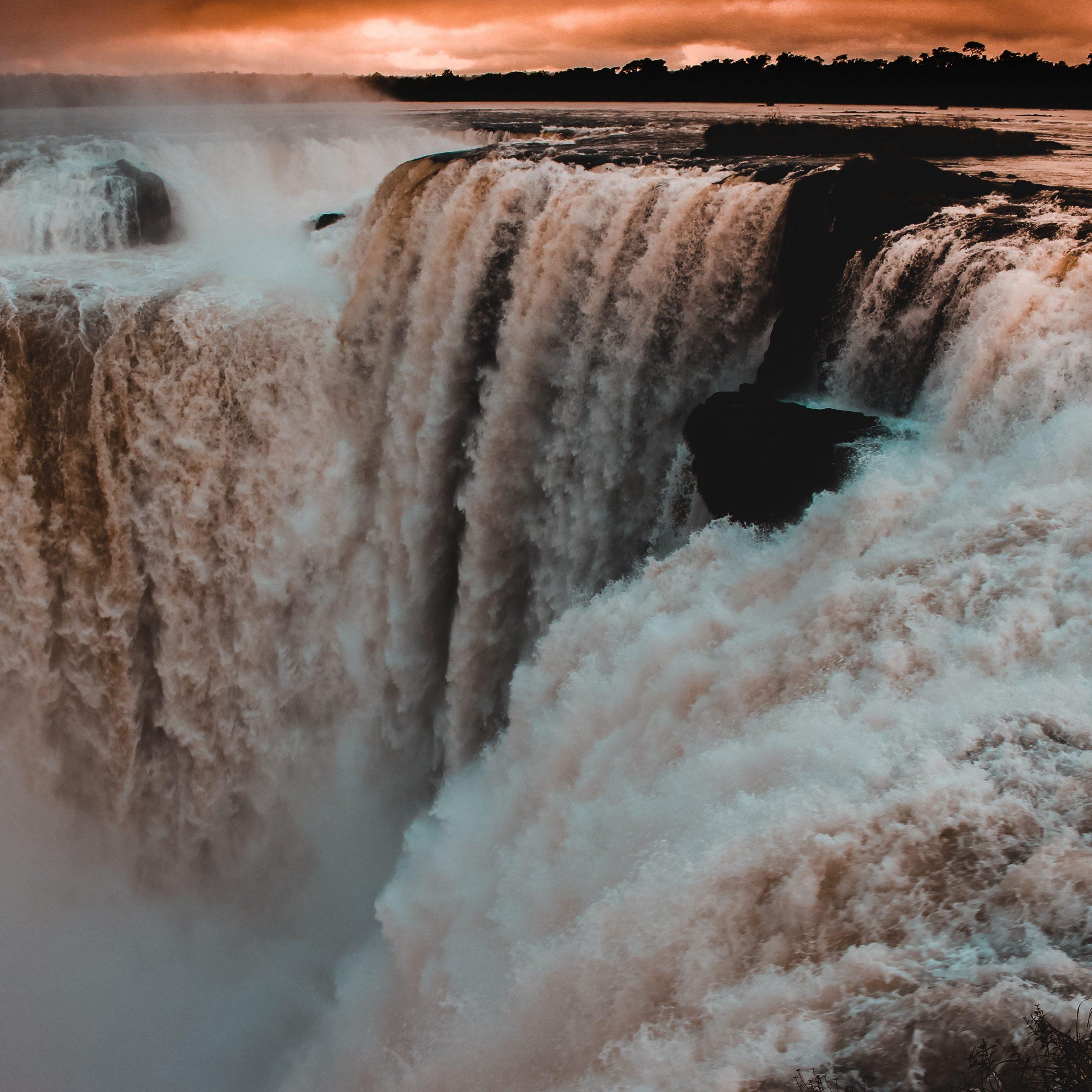 Iguazu vierkant